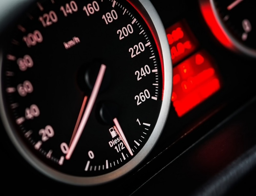 Stricter Punishments for Speeding Drivers Now In Effect
