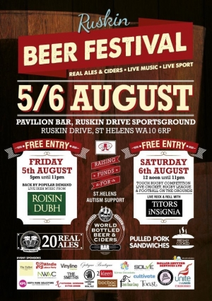 St Helens Beer Festival